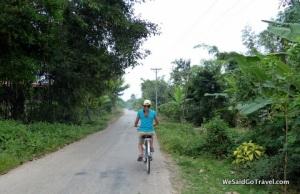 Lisa - Bike